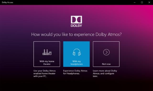 Rasakan Dolby Atmos