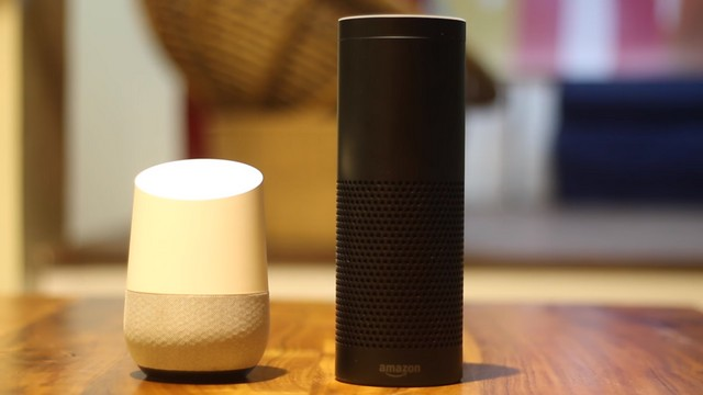 Google Home or Amazon Echo? Project Things could eliminate that question