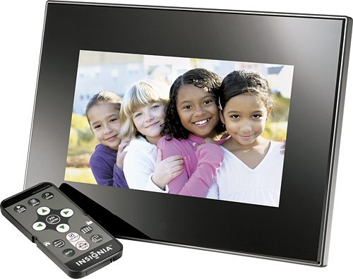 Insignia LCD Digital Photo Frame