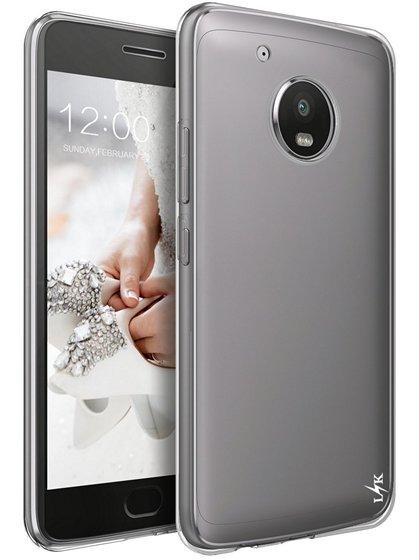 LK Ultra Clear TPU Case For Moto G5S Plus