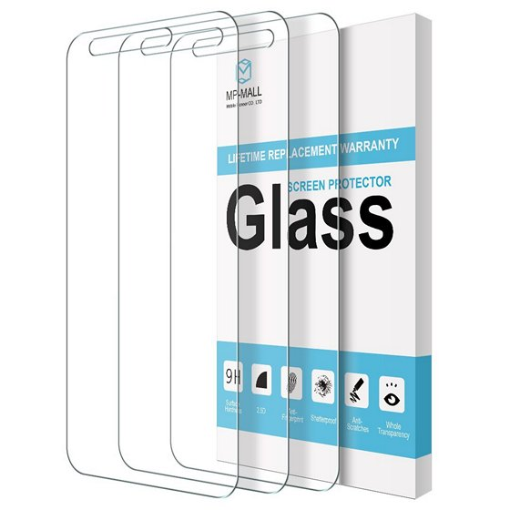 MP-Mall LG V30 Tempered Glass Screen Protector