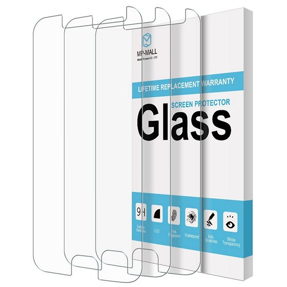 MP-Mall Tempered Glass Screen Protector For Moto G5S Plus
