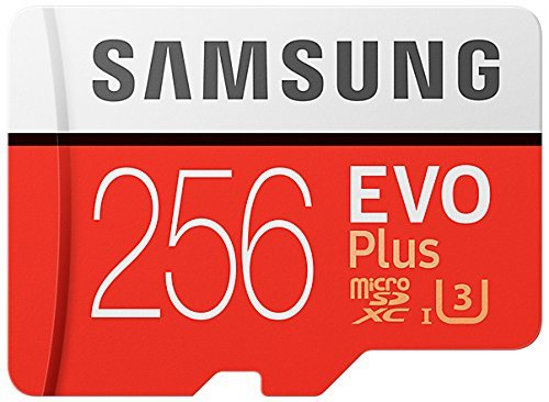 MicroSDXC EVO Plus Memory Card with Adapter