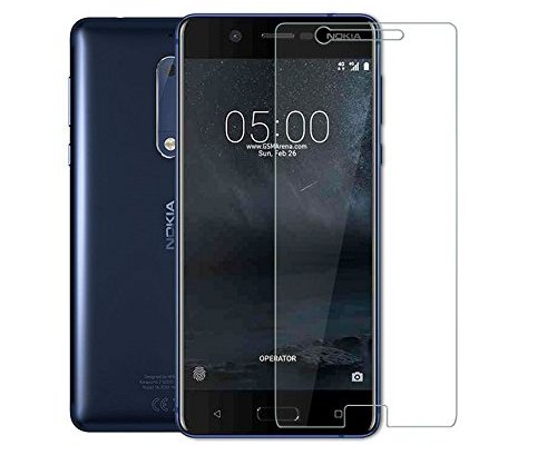 Mobonic Anti Explosion Tempered Glass Nokia 5 Screen Protector