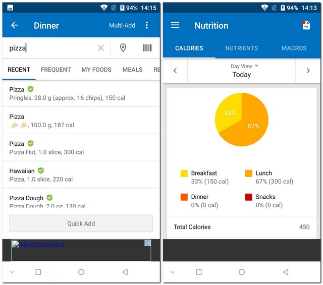 12 Best Calorie Counter Apps You Can Use in 2019 | Beebom