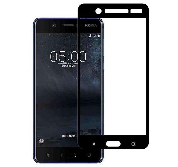 Newlike Nokia 5 Full Coverage Tempered Glass Screen Protector