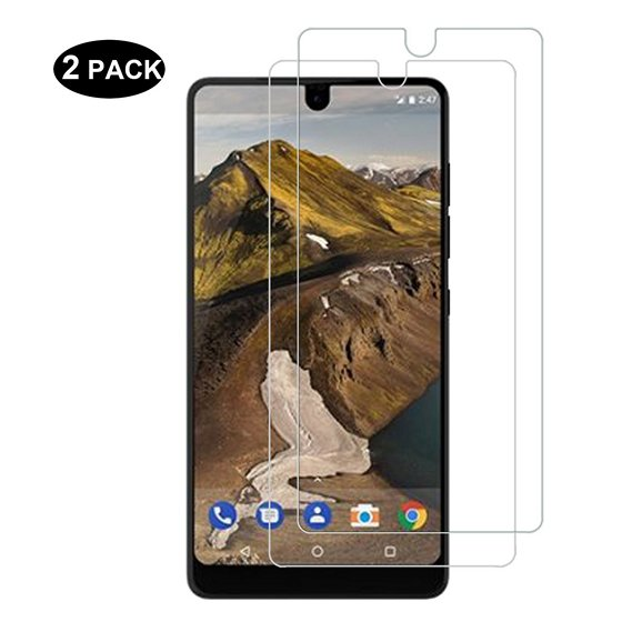 RBEIK Tempered Glass Screen Protector For Essential Phone