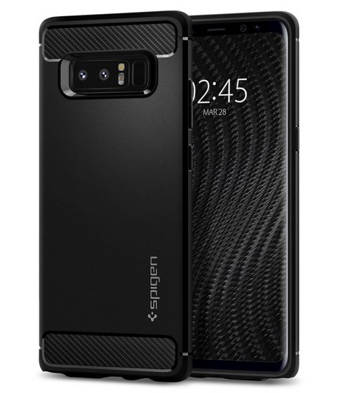 Spigen Rugged Armor Galaxy Note 8 Case