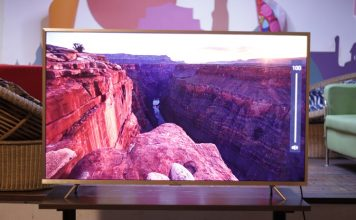 TCL L55P2MUS 4K UHD TV Review