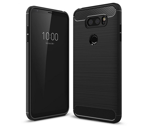TopACE Slim Soft Shell Cover For LG V30