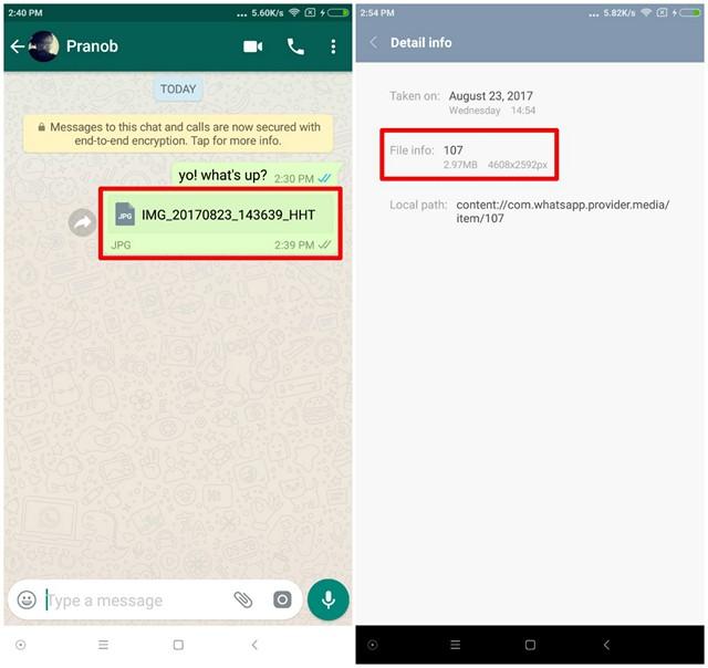 Uncompressed-Gambar-Terkirim-Android