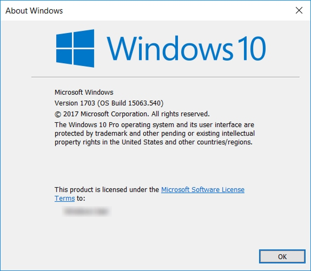 Windows 10 S Reverted to Windows 10 Pro