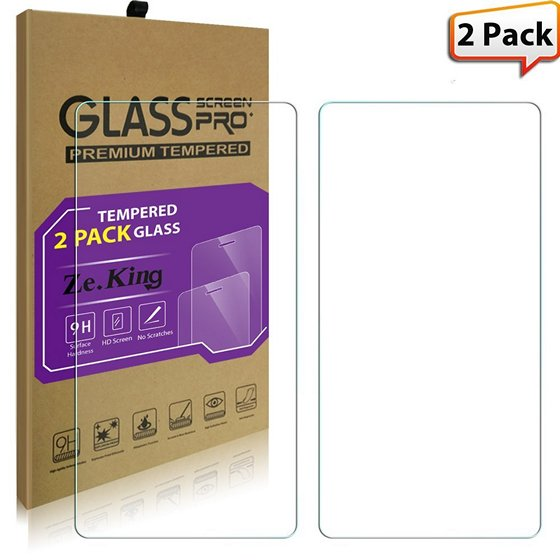 ZeKing Tempered Glass Screen Protector For LG V30