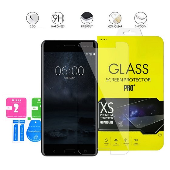 Zokney Nokia 5 Tempered Glass Screen Protector