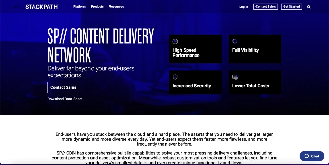 stackpath - best cloudflare alternative