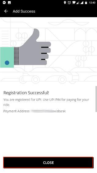 Uber'de UPI Ödemeleri Nasıl Kurulur (Kılavuz)