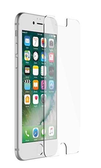 1. OtterBox Alpha Glass Series For iPhone 8