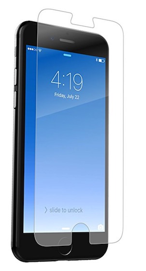 4. ZAGG InvisibleShield Glass For iPhone 8