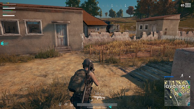 Battlegrounds Graphical Fidelity
