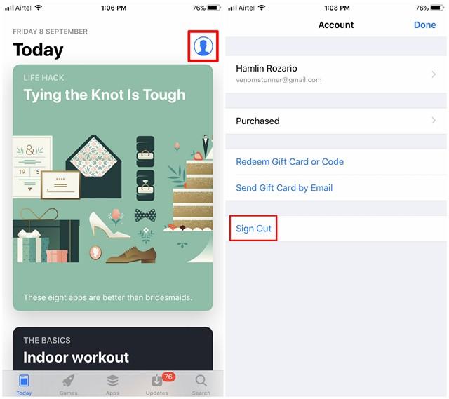 Come creare un ID Apple senza carta di credito - 1
