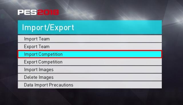 Competição de importação