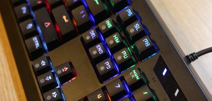 Keyboard Font new