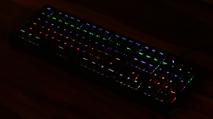 Keyboard Lighting