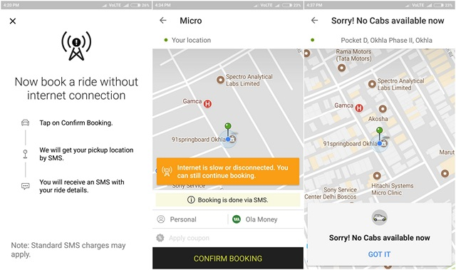 Uber vs Ola: Battle For App-Cab Supremacy on Indian Roads   Beebom