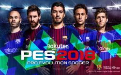 Pro Evolution Soccer 2018 Featured Image