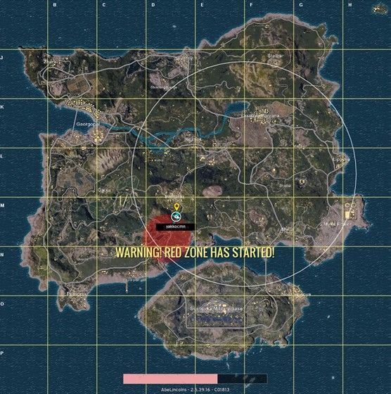 PUBG Red Zone-compressed