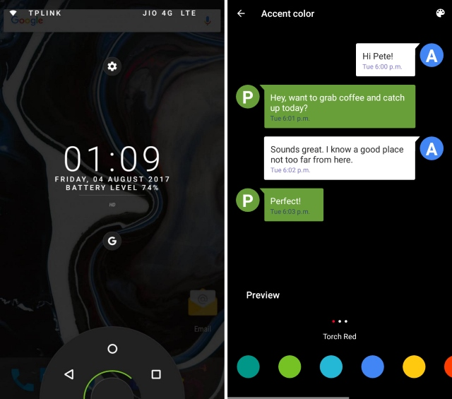 Paranoid Android Custom ROMs