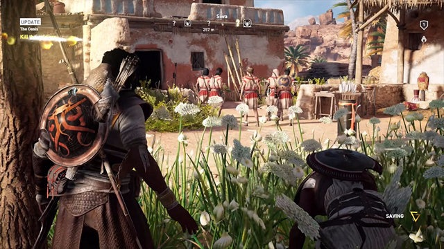 AC Origins Gameplay - 1