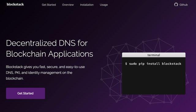Blockstack DNS KK