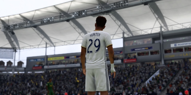 FIFA 18 Alex Hunter