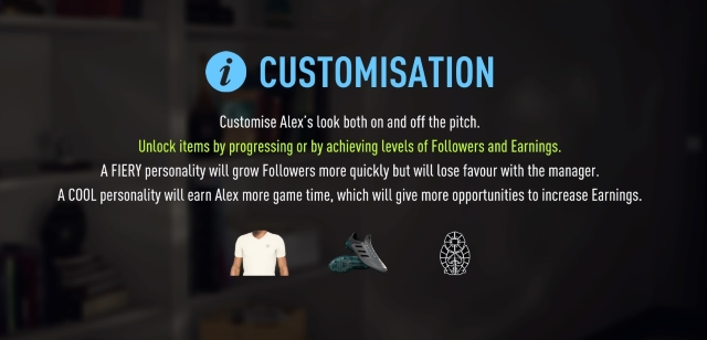 FIFA 18 Hunter Customization