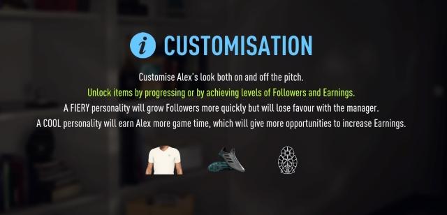FIFA 18 Hunter Customization
