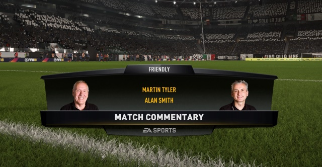 FIFA 18 Martin Tyler Alan Smith