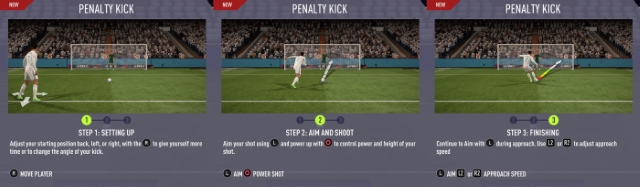 FIFA 18 Penalties