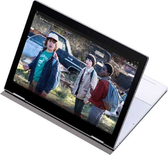 Pixelbook Entertainment New