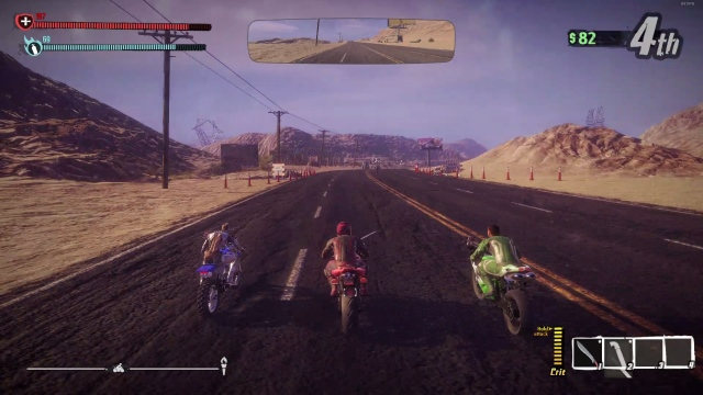 Road Redemption Surrounded