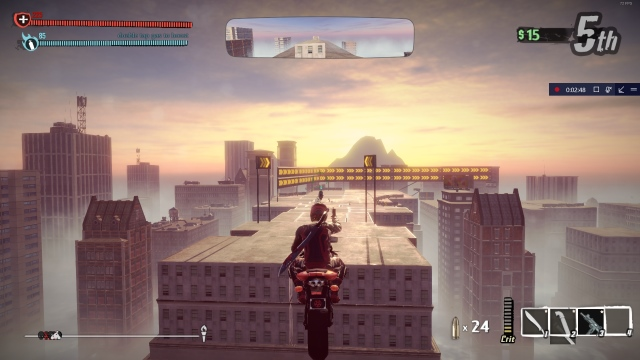 Rooftop Gameplay