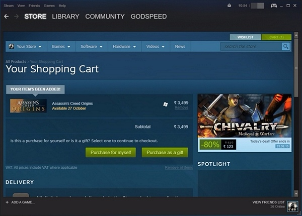 how to refund steam gifts