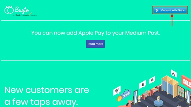 How to Add Apple Pay Donate Button to Medium Posts | Beebom