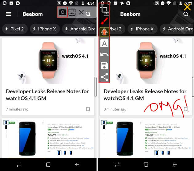 How to Get Galaxy Note 8 Features on Any Android Device | Beebom