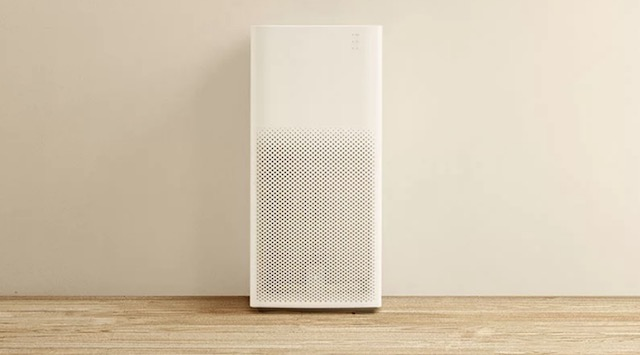 1- Mi Air purifier