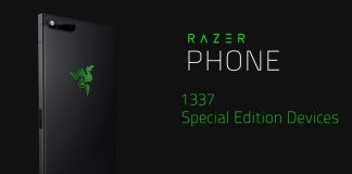 1337 Razer Phone Featured Image