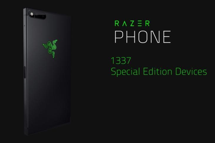 1337 Razer Phone Featured Image