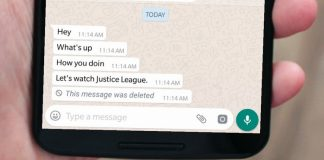 A Simple Trick Lets You Read Deleted Messages on WhatsApp