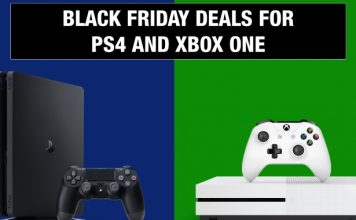Black Friday Deals PS4 Xbox One