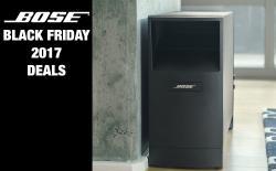 Bose Black Friday 2017 Deals